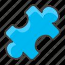 1f9e9, piece, puzzle