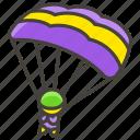 1fa82, parachute icon