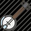 1fa95, banjo icon