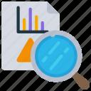 report, analysis, document, analyse, loupe