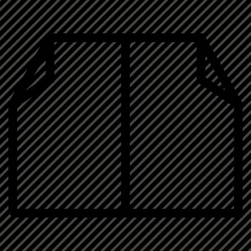 file, flip icon