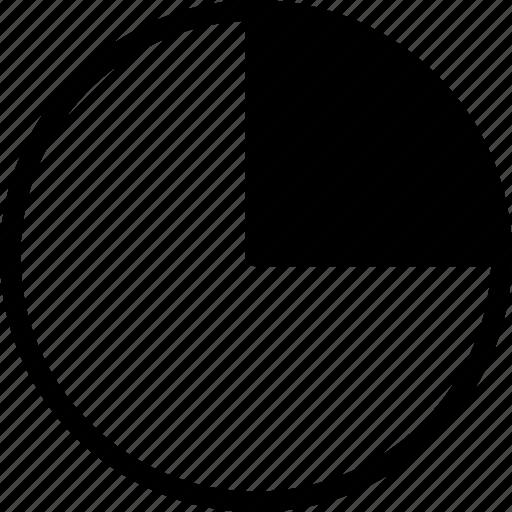 analysis, analytics, chart, pie, report icon