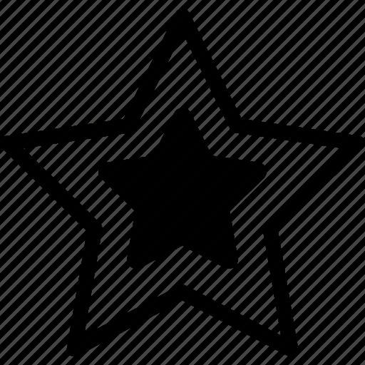 fevorite, rate, rating, star icon
