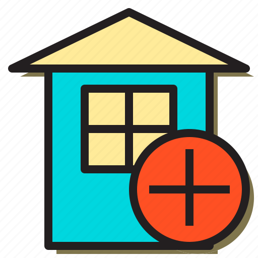 add, appliance, belongings, home, household, interior, new icon