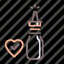 addiction, fragrance, nasal, spray icon