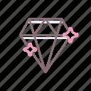 diamond, jewel, love, perfectionism, precious