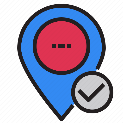 arrows, left, map, placeholder, pointer, position, right icon