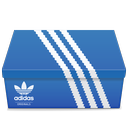 adidas, shoes icon