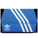 adidas, shoes icon