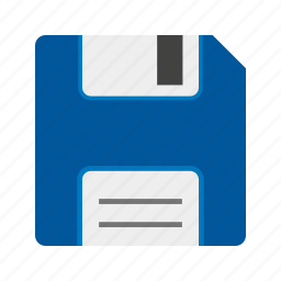 backup, data, disk, floppy, guardar, record, save, storage icon