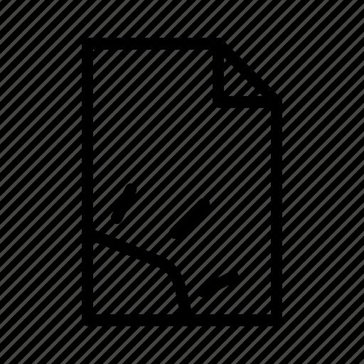 Design, design file, design sheet, document, file, sheet icon - Download on Iconfinder