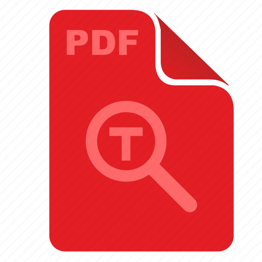 acrobat, api, article, find, pdf, text icon