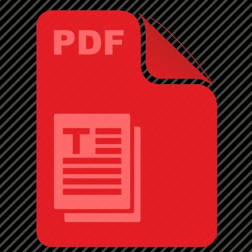 acrobat, api, article, file, pdf, text icon