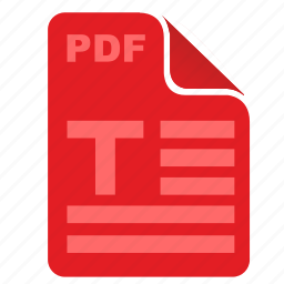 article, document, file, pdf, text icon