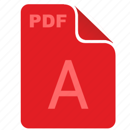 a, cover, document, letter, pdf, title icon