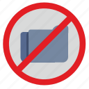 cancel, documents, files, pdf, round, stop icon