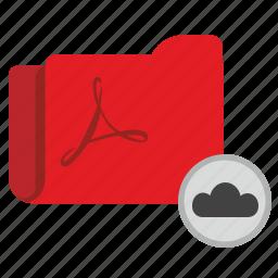 api, cloud, document, file, folder, storage icon