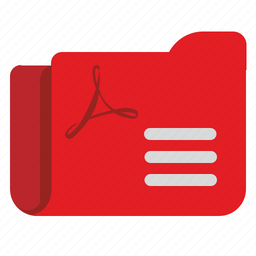 docs, file, folder, info, office, pdf icon