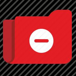 access, api, cancel, documents, folder, stop icon