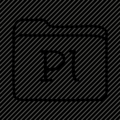 adobe prelude, application, files, folder, folders, format, prelude icon