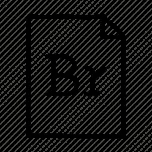 adobe bridge, bridge, document, file, files, page, sheet icon