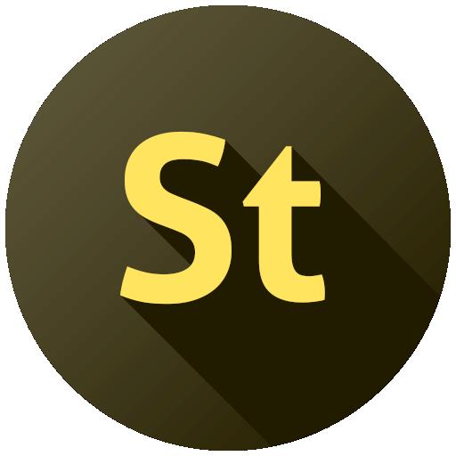 1st, cc icon
