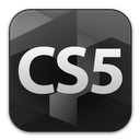 adobe, collection, cs5, master icon