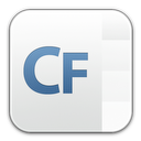 adobe, coldfusion icon