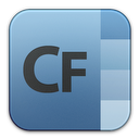 adobe, builder, coldfusion icon
