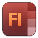 adobe, flash icon