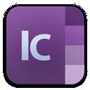 adobe, incopy icon