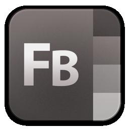 adobe, builder, flash icon