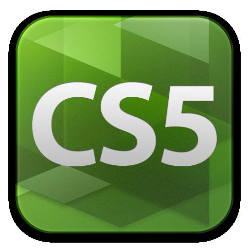 adobe, cs5, premium, web icon