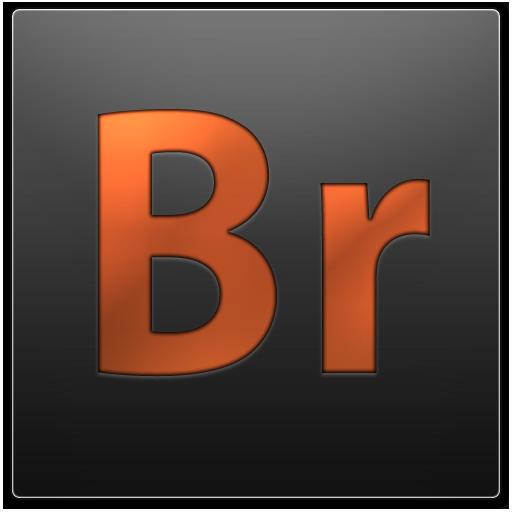 adobe, br, bridge icon