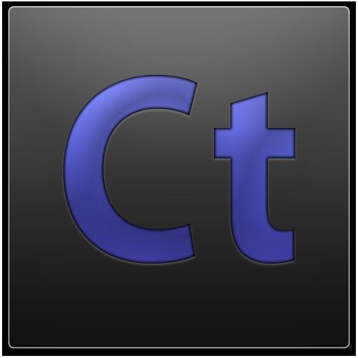 adobe, contribute, ct icon