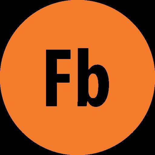 adobe, flashbuilder, round icon