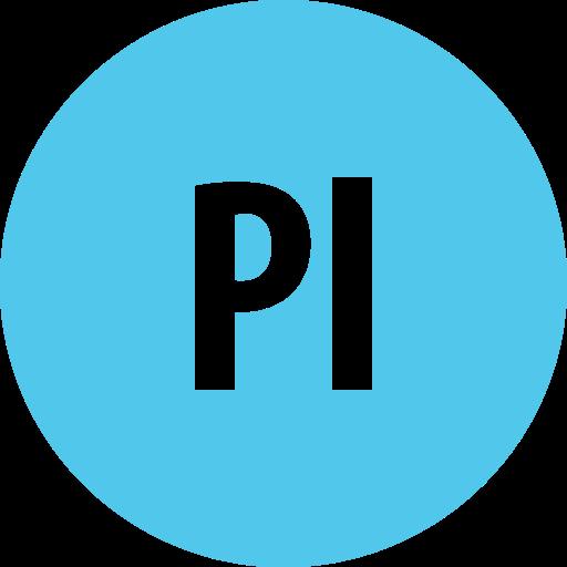 adobe, prelude, round icon