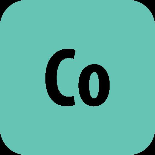 adobe, edgecode, rounded icon