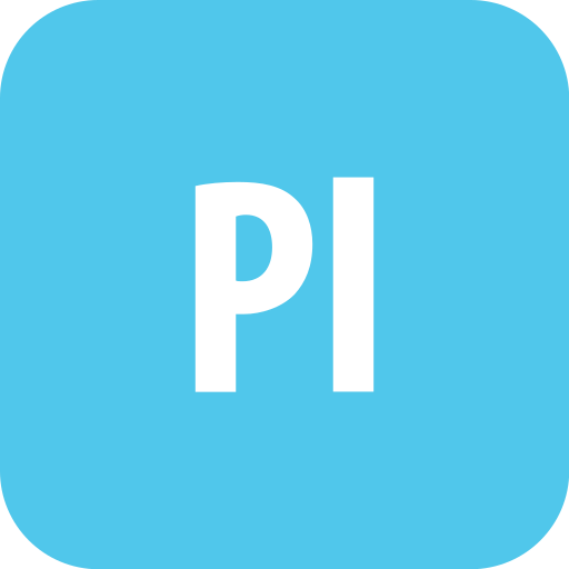 adobe, prelude, rounded icon