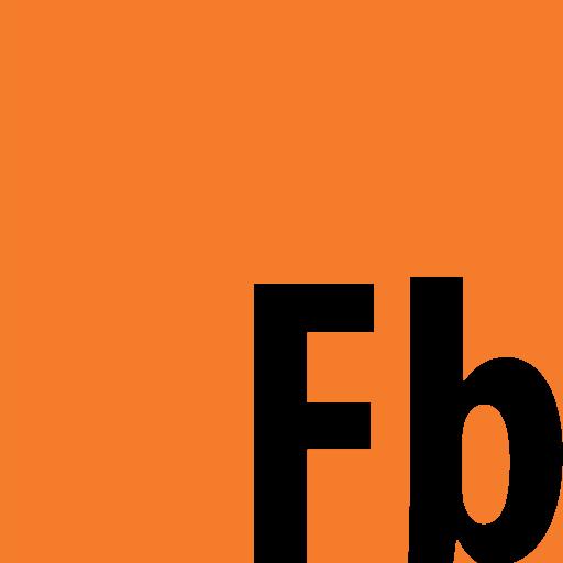 adobe, flashbuilder, square icon