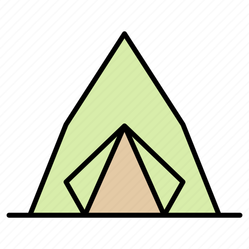 adventure, camp, camping, expedition, tent icon