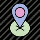adventure, camping, card, navigator, trip