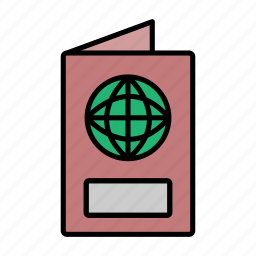 adventure, book, camping, navigator, travel, trip icon