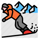 adventure, extreme, snowboard, sport, sports