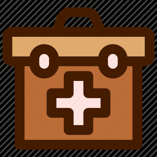 adventure, medicine, outdoor, travel, trip icon