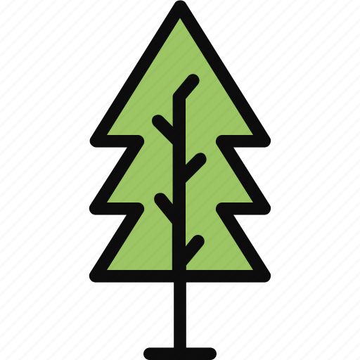 adventure, ecology, forest, plant, tree icon