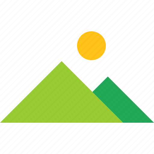 landscape, mount, mountain, nature icon