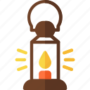 adventure, lamp, lantern, light icon