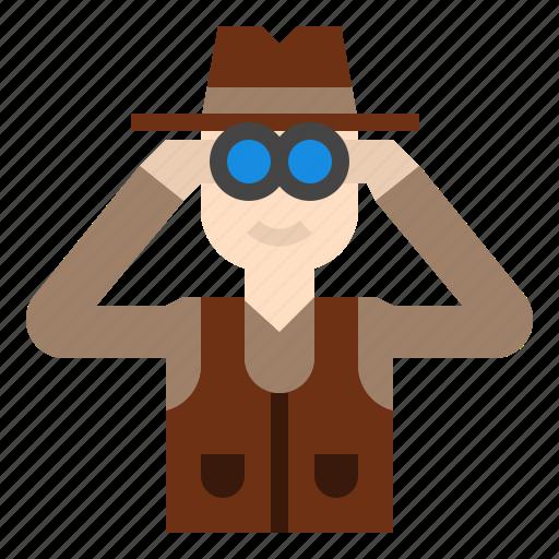 Observation, survey icon - Download on Iconfinder
