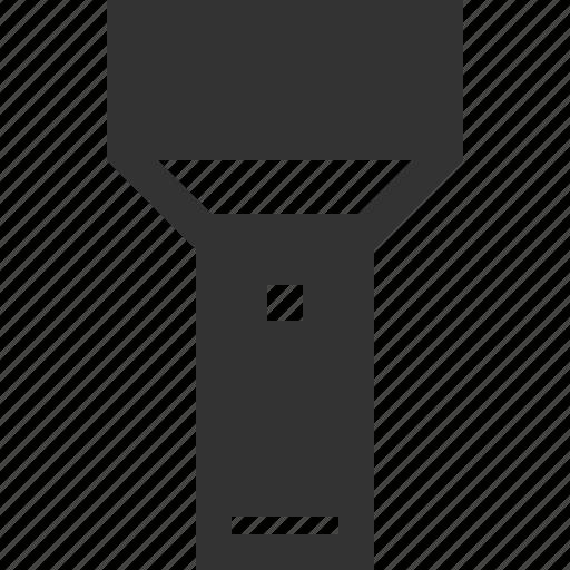 flash, flashlight, lamp, light icon